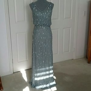 NWOT Adrianna Papel Powder Blue Prom or Bridesmaid